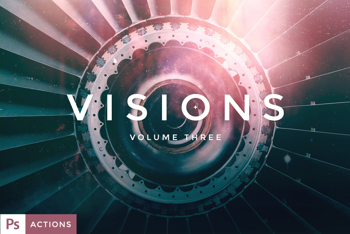 Visions Actions and Texture Set 3