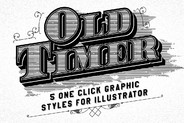Old Timer Graphic Styles