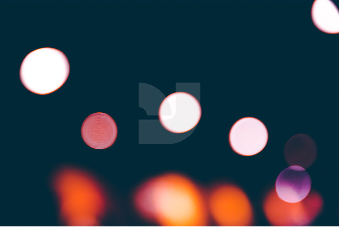 40 Bokeh   Light Trails V2