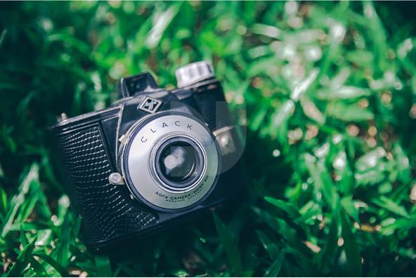 Retro Film Cameras
