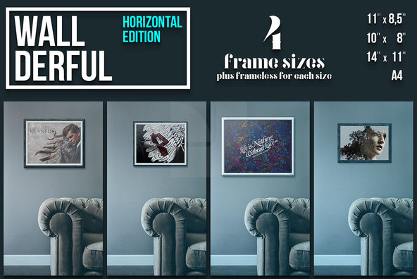 Wallderful Horizontal