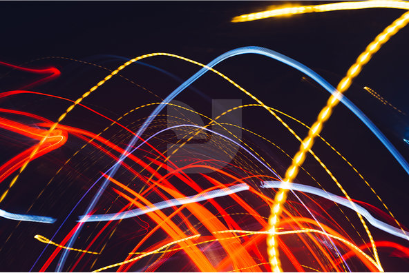 40 Bokeh   Light Trails V4