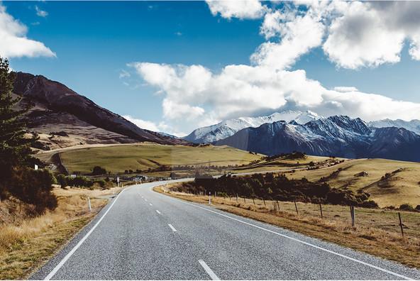 New Zealand Roads 1
