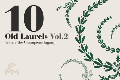10 Old Laurels Vol 2