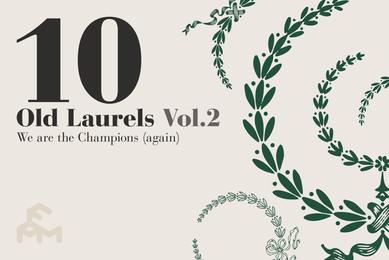 10 Old Laurels Vol 2