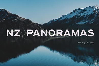 New Zealand Panoramas