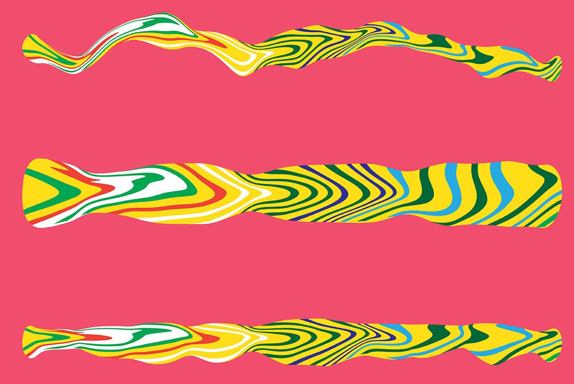 30 Vector Art Brushes