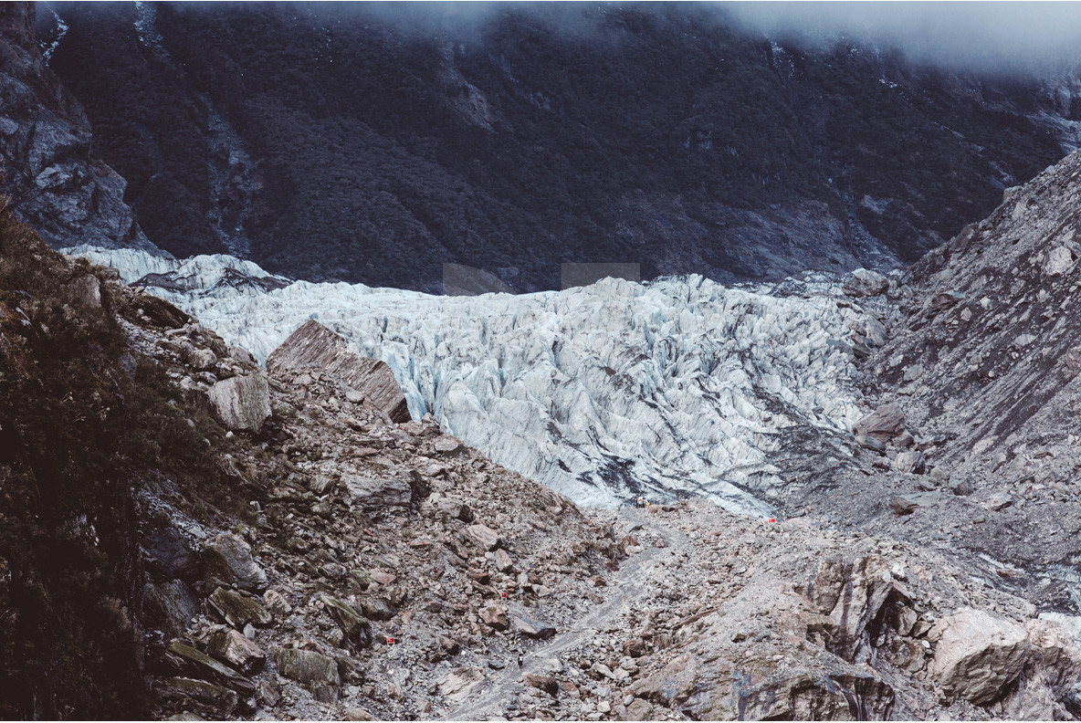 Adventure   NZ Glacier