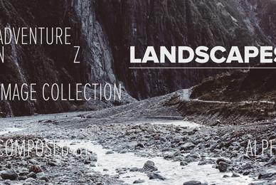 Adventure   NZ Landscapes