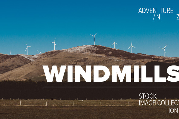 Adventure   NZ Windmills