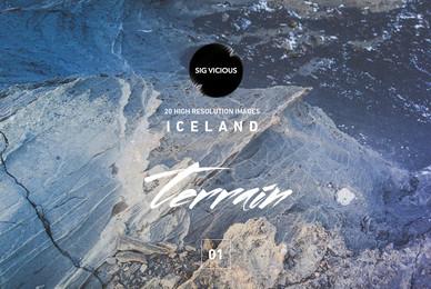 Iceland Terrain 01