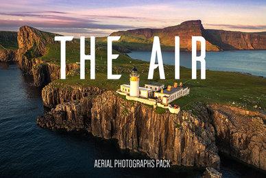 The Air   Aerial Photographs Pack
