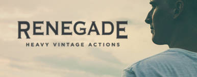 Renegade Vintage Photoshop Actions