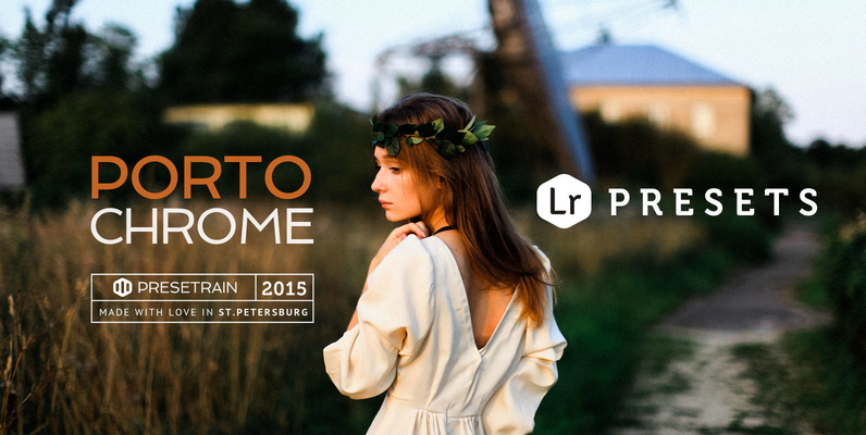 Portochrome Lightroom Presets