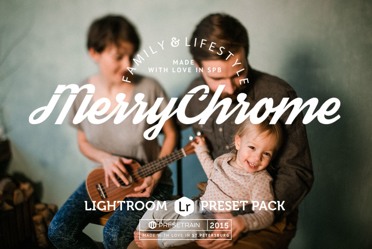 Merrychrome Lightroom Preset Pack
