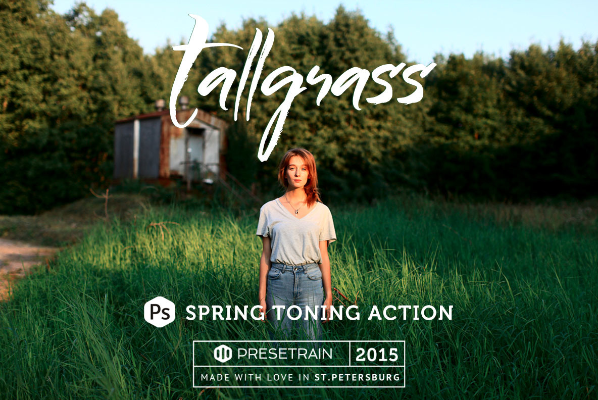 Tallgrass Photoshop Action