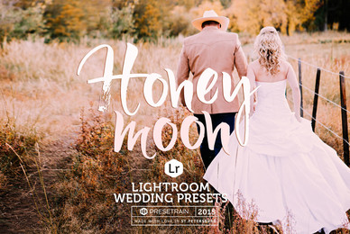 Honeymoon Lightroom Presets