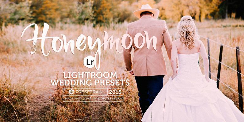Honeymoon Lightroom Presets