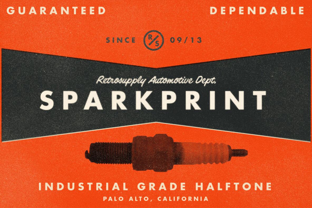 Mid Century Print Pack