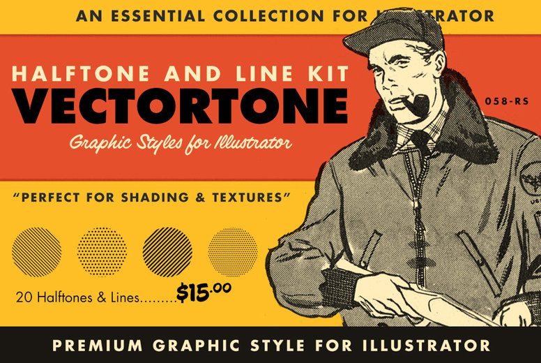 VectorTone     Graphic Styles and More