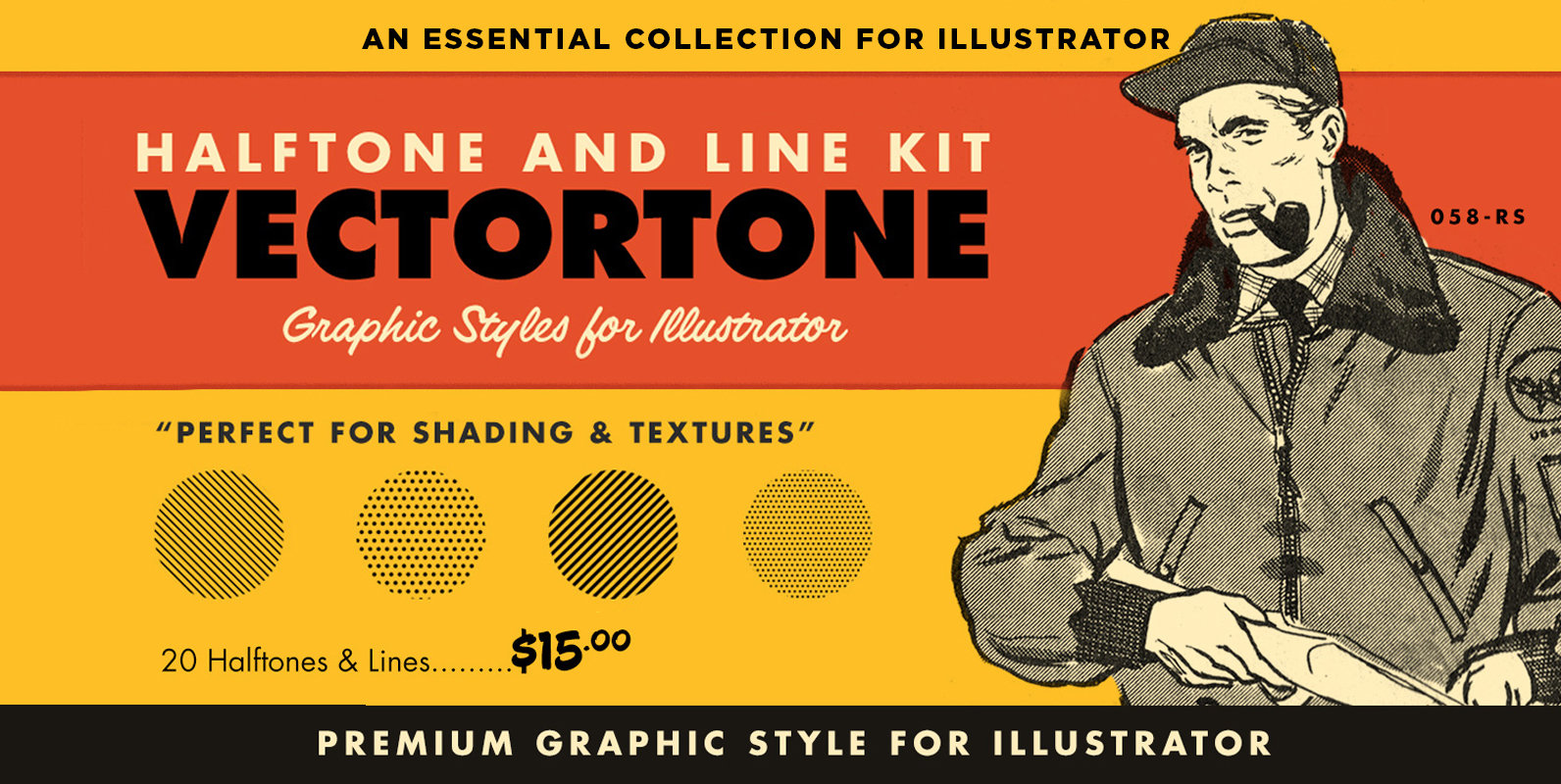 VectorTone  |  Graphic Styles and More