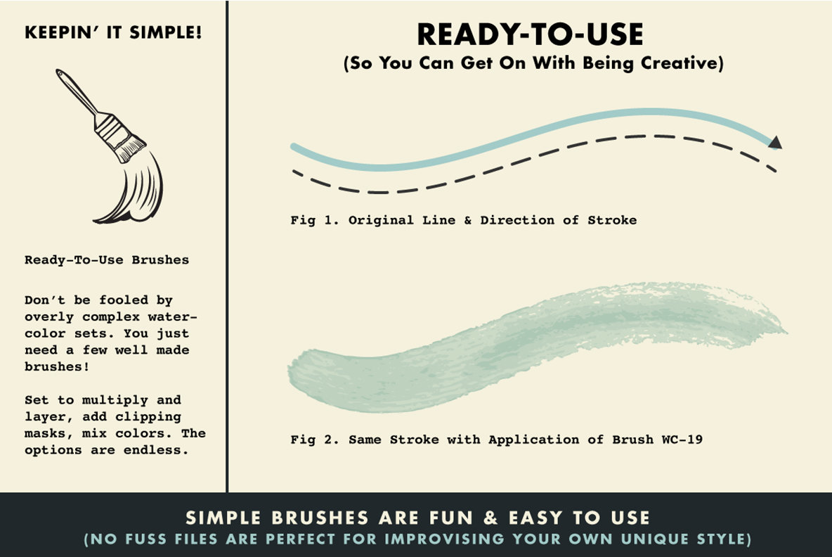 The Vector Brush Toolbox