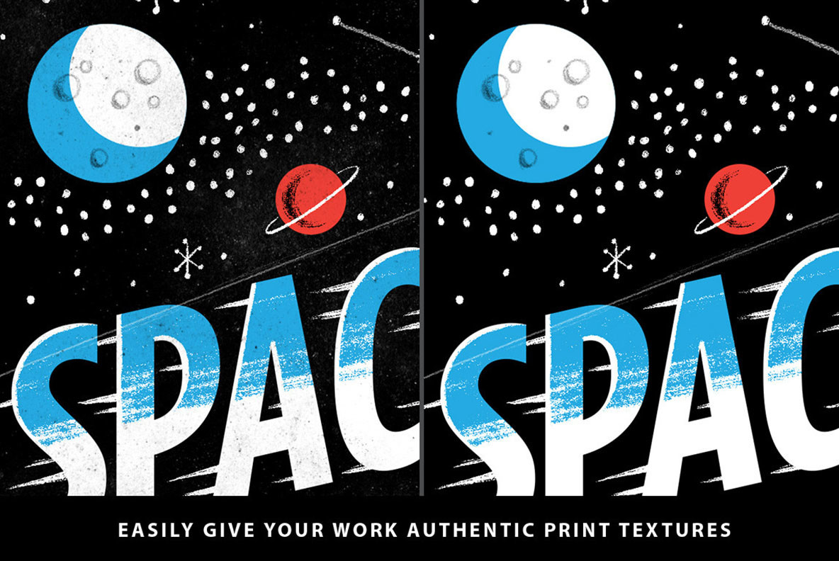 SpaceRanger Brush Kit and Tutorial Pack