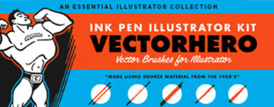 VectorHero   Ink Brush Pack
