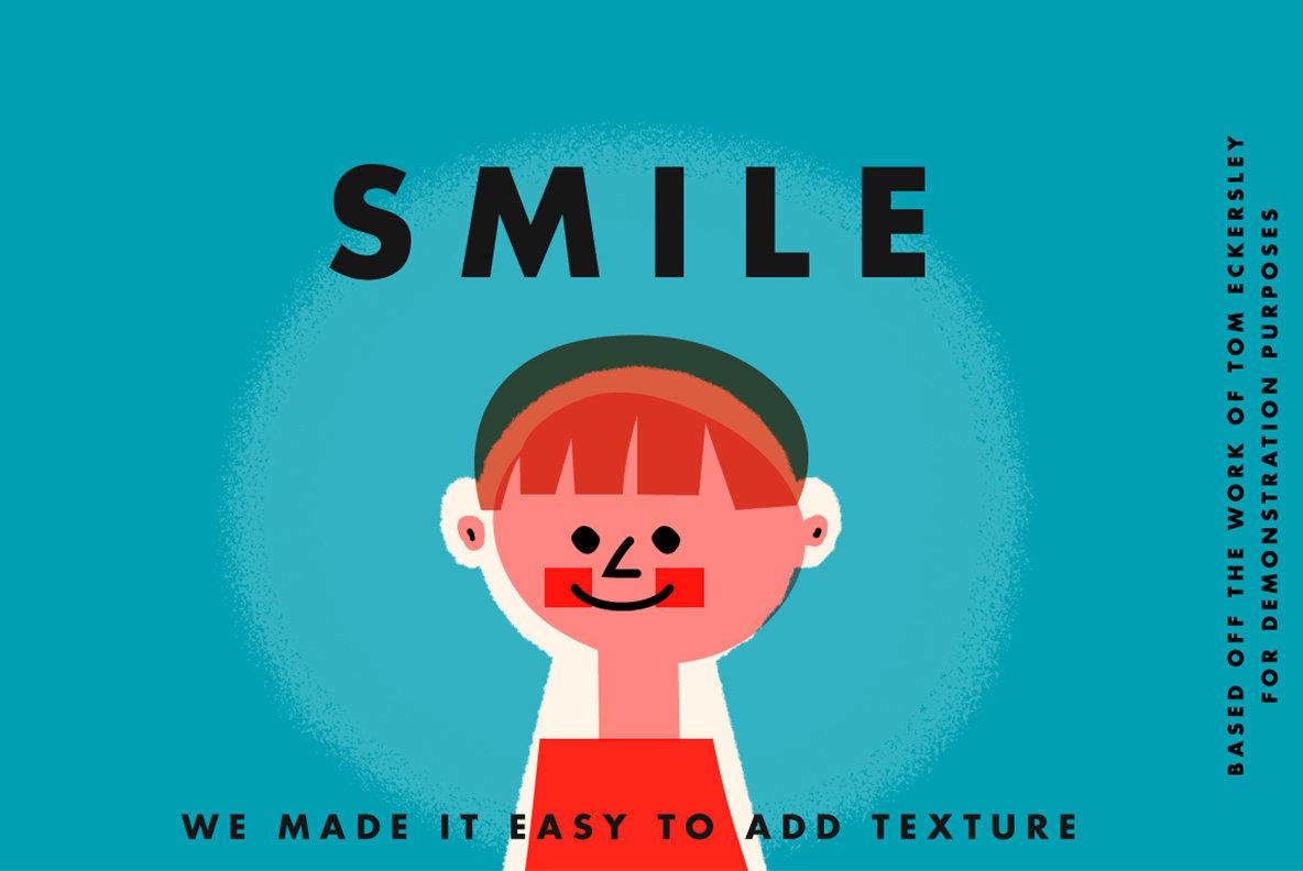 VectorFuzz   Brush and Sponge Textures for Illustrator