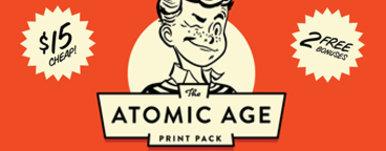 The Atomic Age Print Kit