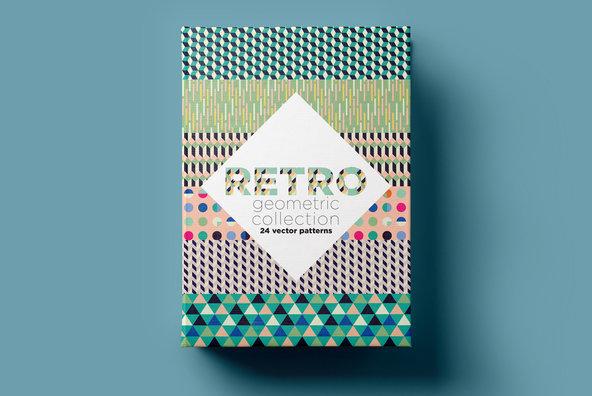 Retro Geometric Patterns