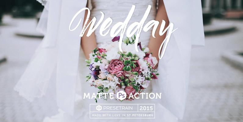 Wedday Matte Action