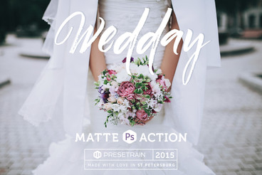 Wedday Matte Action