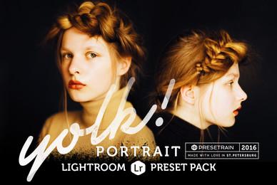 Yolk Lightroom Preset Pack