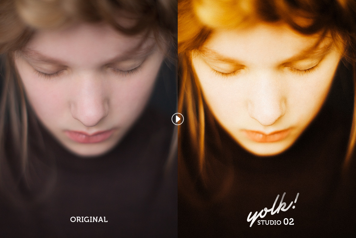 Yolk Lightroom Preset Pack
