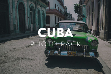 Cuba Photo Pack