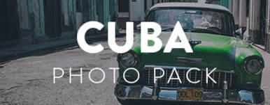 Cuba Photo Pack