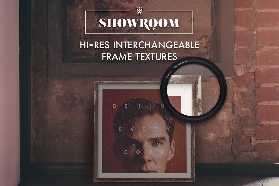 Showroom   Frames Mockups