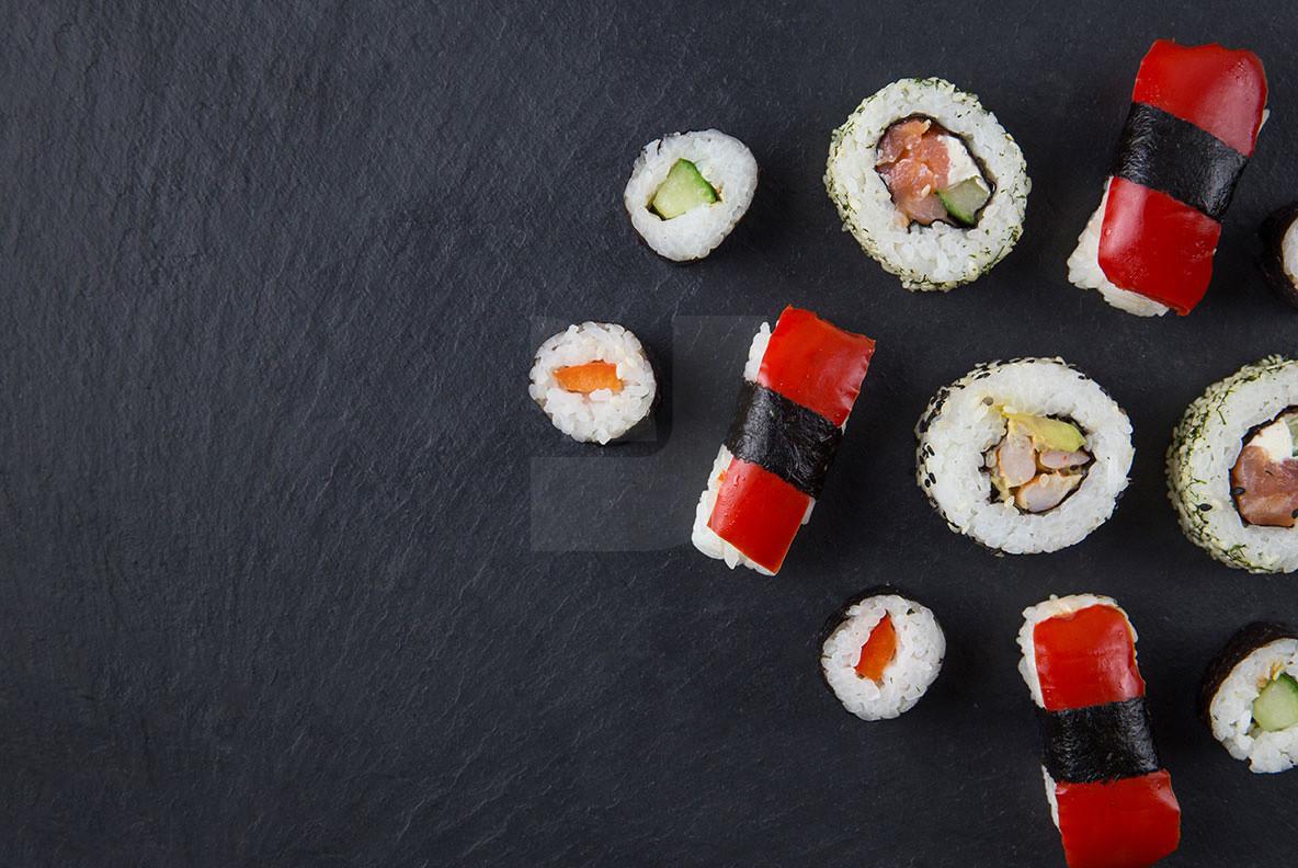 Sushi Photo Pack
