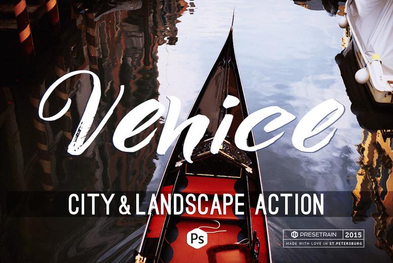 Venice Landscape Action