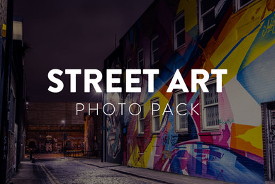Street Art Photo Pack