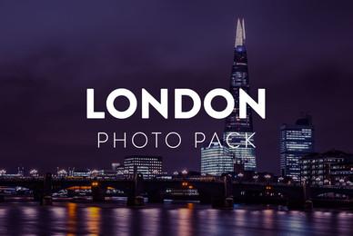London Photo Pack
