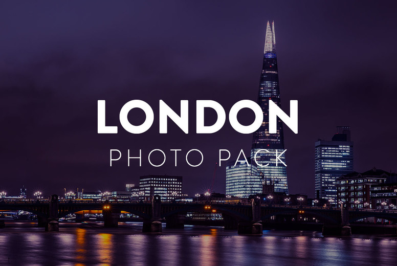 London Photo Pack
