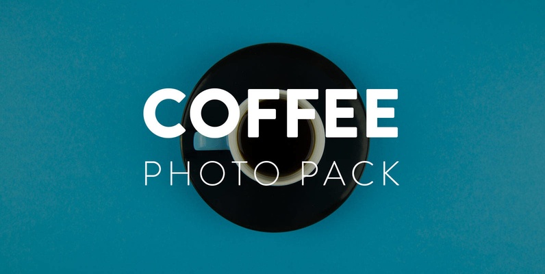 Coffee Photo Pack