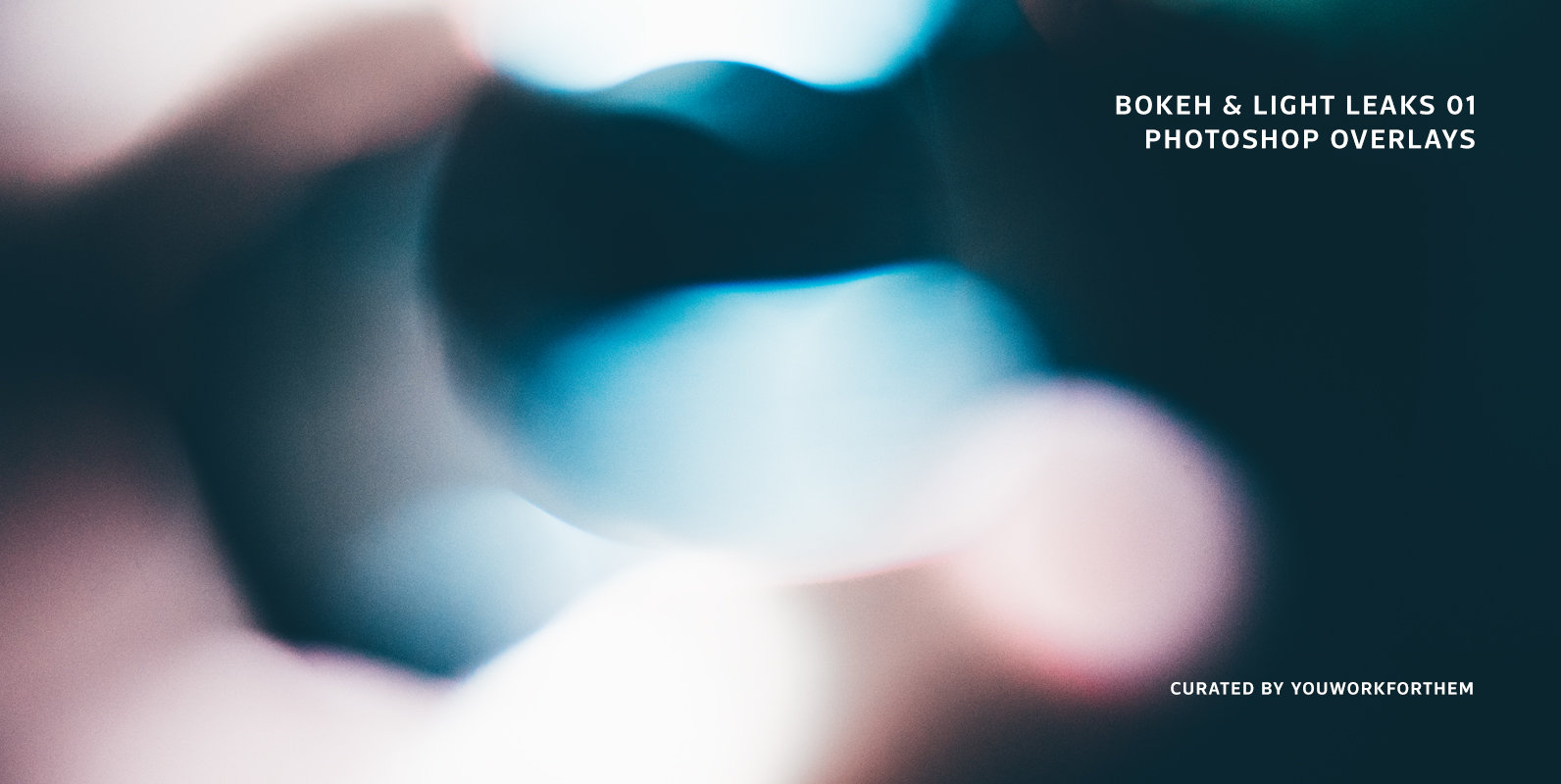 Bokeh & Light Leaks 01 - Photoshop Overlays