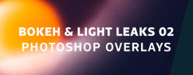 Bokeh   Light Leaks 02   Photoshop Overlays