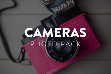 Cameras Photo Pack