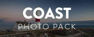Coast Photo Pack