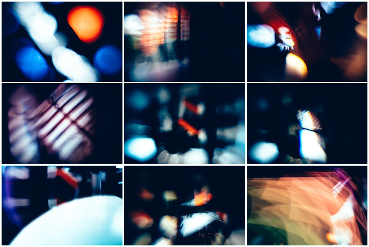 Bokeh   Light Leaks 03   Photoshop Overlays