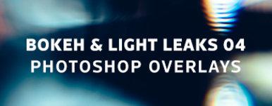 Bokeh   Light Leaks 04   Photoshop Overlays